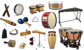 بداهه نوازی small percussion